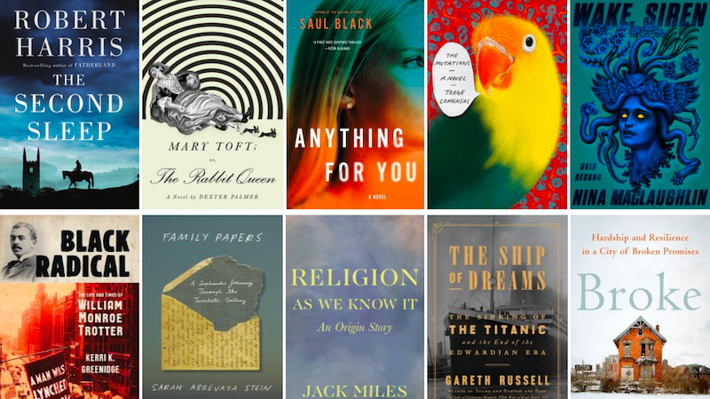 The Best Reviewed Books of the Week