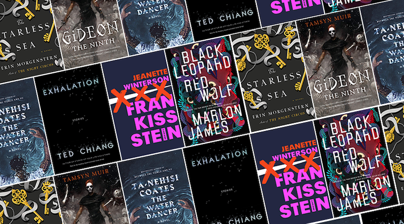 The Best Reviewed Books of 2019: Sci-Fi and Fantasy
