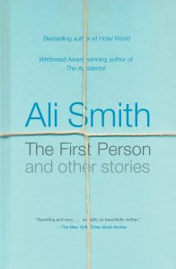 The First Person and Other Stories_Ali Smith