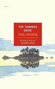 Tove Jansson_The Summer Book